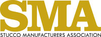 Logo, Stucco Manufacturers Association